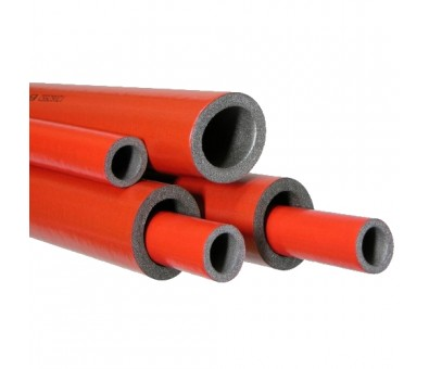 Izoliacija vamzdžiams - pūsto polietileno kevalas su apsaugine plėvele 22 x 9 mm