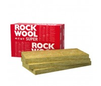 Akmens vata Rockwool Superrock 100 x 1000 x 610 mm