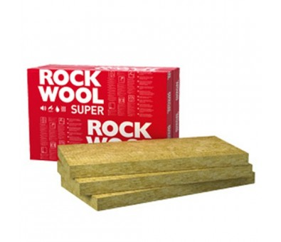 Akmens vata Rockwool Superrock 150 x 1000 x 565 mm