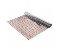 Aliuminio plėvelė šildomoms grindims