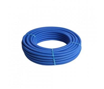 Apsauginis vamzdžio šarvas mėlynas 20 mm FRANKISCHE