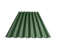 Beasbestinis šiferis Eternit Agro L 1130 x 1750 mm žalia