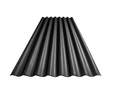 Beasbestinis šiferis Eternit Agro XL 1130 x 2500 mm juoda