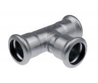 Plieninis cinkuotas presuojamas trišakis 15 x 15 x 15 mm