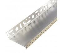 Cokolinis aliuminio profilis 2000 x 150 mm