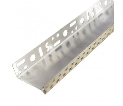 Cokolinis aliuminio profilis 2000 x 100 mm