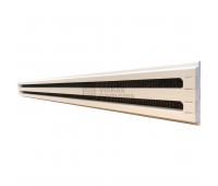 Plyšinis priglaistomas difuzorius Line 2, L - 625 mm, Ventmann