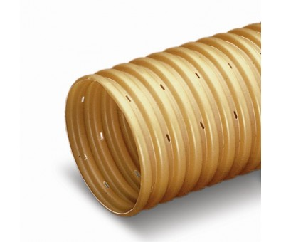 Drenažo vamzdis be filtro 80 / 92 mm WAVIN
