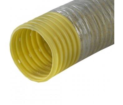 Drenažo vamzdis su geotekstilės filtru 59 / 65 mm FRANKISCHE