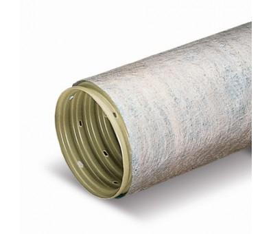Drenažo vamzdis su geotekstilės filtru 113 / 126 mm WAVIN, PipeLife