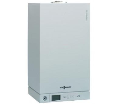Dujinis kondensacinis katilas VIESSMANN Vitodens 100-W 6,5 - 26 kW B1KA036 Kombi
