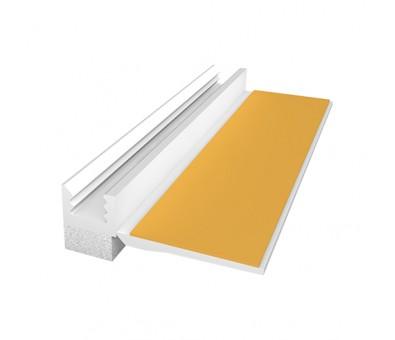 PVC deformacinis 108 profilis 6 x 2400 mm EJOT