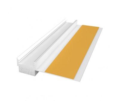 PVC deformacinis 108 profilis 9 x 2400 mm EJOT