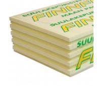 Ekstruzinis polistirenas Finnfoam XPS, FL-300/P 50 x 585 x 1235 mm FREZUOTAS