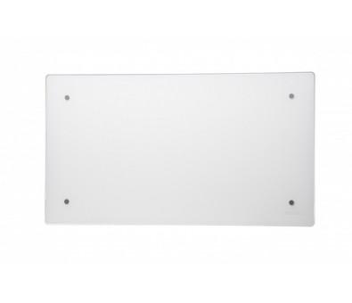 Elektrinis radiatorius stikliniu paviršiumi Adax CLEA CP 06 KET White, 600 W