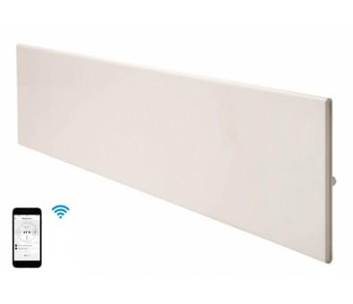 Elektrinis radiatorius Adax NEO L 02 KWT WiFi White, 250 W