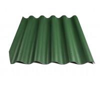 Beasbestinis šiferis Eternit Banga 920 x 875 mm žalia