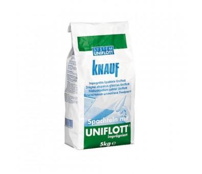 Gipsinis glaistas siūlėms Knauf Uniflott imprägniert 5 kg