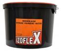 Bituminė – kaučiukinė antikorozinė mastika IZOFLEX, 10 l