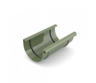Jungtis latakui 125 mm plastikinė žalia BRYZA