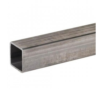 Plieninis kvadratinis vamzdis 120 x 120 x 5 mm