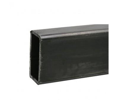 Plieninis stačiakampis vamzdis 80 x 40 x 4 mm