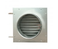 Kanalinis šildytuvas vandeniu DH 125 Komfovent