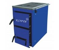 Kieto kuro katilas-viryklė, KORDI-10S 10 kW
