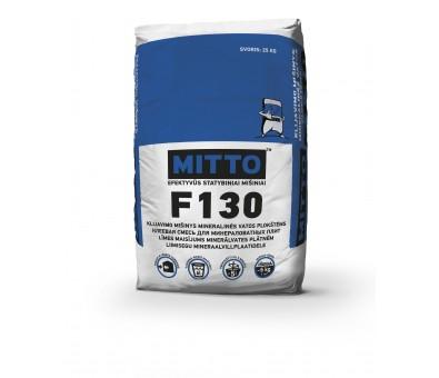 Klijavimo mišinys mineralinei vatai MITTO F130 25 kg