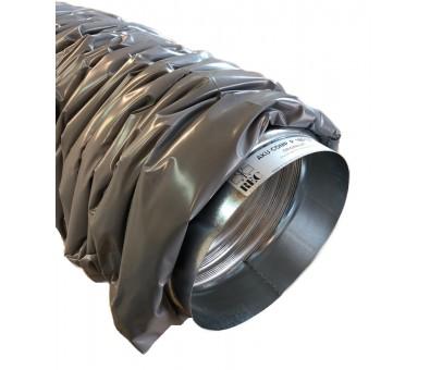 Lankstus triukšmo slopintuvas 200 mm, L – 1200 mm, REC Balticvent