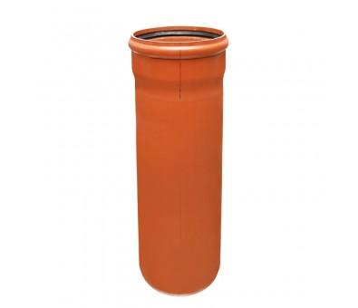 Lauko kanalizacijos vamzdis 250 / 6000 mm (Magnaplast, WAVIN)