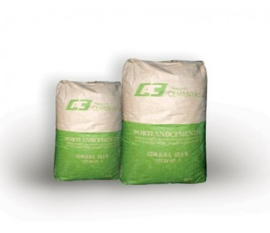 Cementas Portlandcementis 35 kg (paletė)
