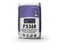 Mineralinis dekoratyvinis tinkas MITTO FS360 25 kg