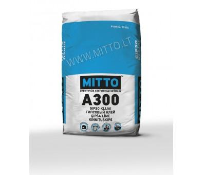 Gipso klijai MITTO A300 30 kg