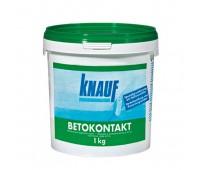 Neįgeriančių paviršių gruntas Knauf Betonkontakt  1 kg