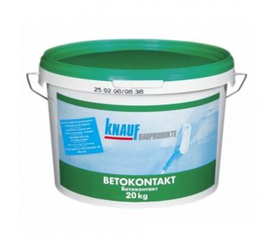Neįgeriančių paviršių gruntas Knauf Betonkontakt  20 kg