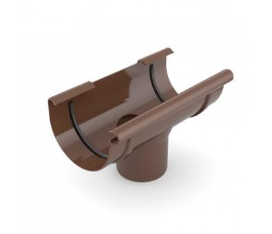 Nuolaja 125 / 90 mm plastikiniė ruda BRYZA