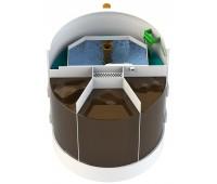 Nuotekų valymo įrenginys Biomax M-5