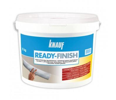Paruoštas naudoti polimerinis glaistas Knauf Ready Finish 15 kg