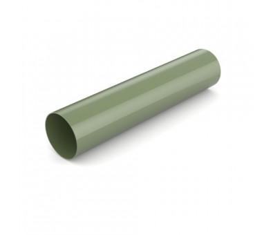 Lietvamzdis 90 / 3000 mm plastikinis žalias BRYZA