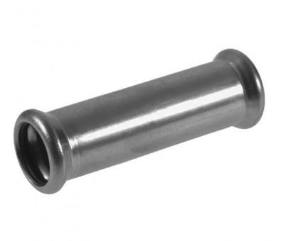 Plieninė cinkuota presuojama remontinė mova 15 mm