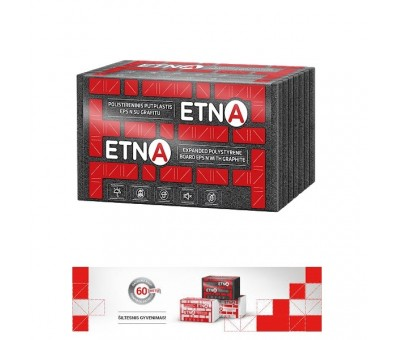 Polistirolas neoporas ETNA EPS70 1200 x 600 mm FASADUI frezuotas