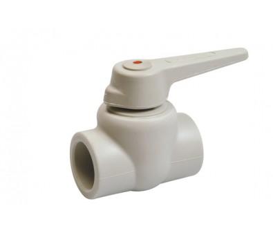 Lituojamas rutulinis ventilis PPR Dn40