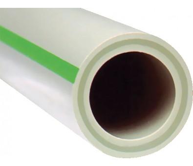 Lituojamas vamzdis PPR stabilizuotas stiklo pluoštu 25 x 4,2 mm