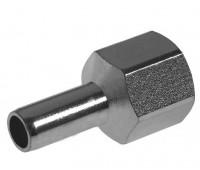 Plieninis cinkuotas presuojamas nipelis vidiniu sriegiu 15 x 1/2''