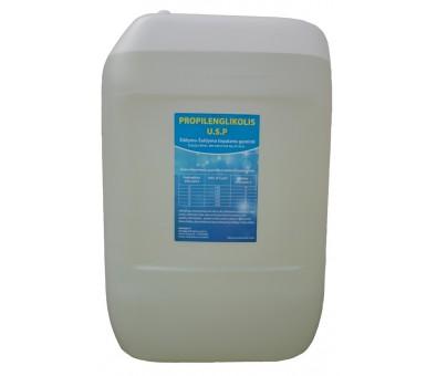 Konc. propilenglikolis skystis šildymo sistemai 220 kg / 196 l (nekenksmingas)