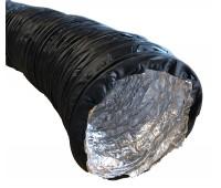 Lankstus aliuminis ortakis su PVC danga 102 mm, REC Flex Combi (10m)