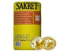 Grindų paklotas – sausas betonas Sakret BE 40 kg