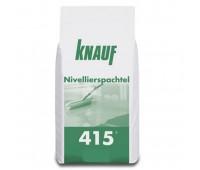 Savaime išsilyginantis gipsinis mišinys grindims Knauf Nivellierspachtel 415 20 kg
