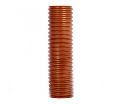 Šulinio stovas PVC gofruotas 315 x 3000 mm Wavin